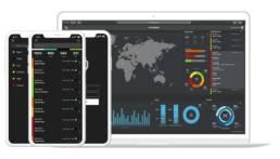 iOS App AZ und Dashboard