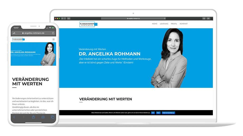 AN Website